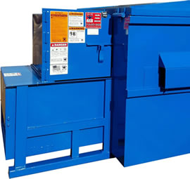 6-PAK: Front Load Compactor