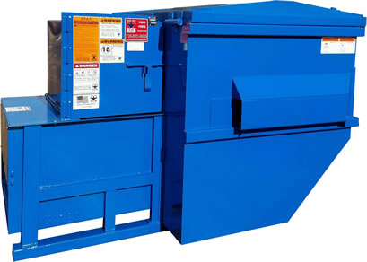 6-PAK: Front Load Compactor