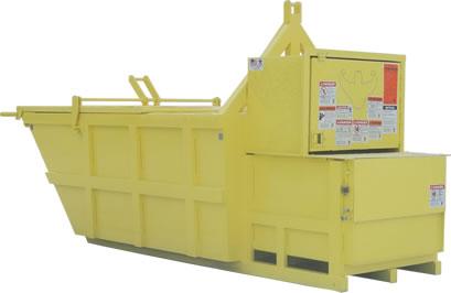 6-PAK: Rear Load Compactor
