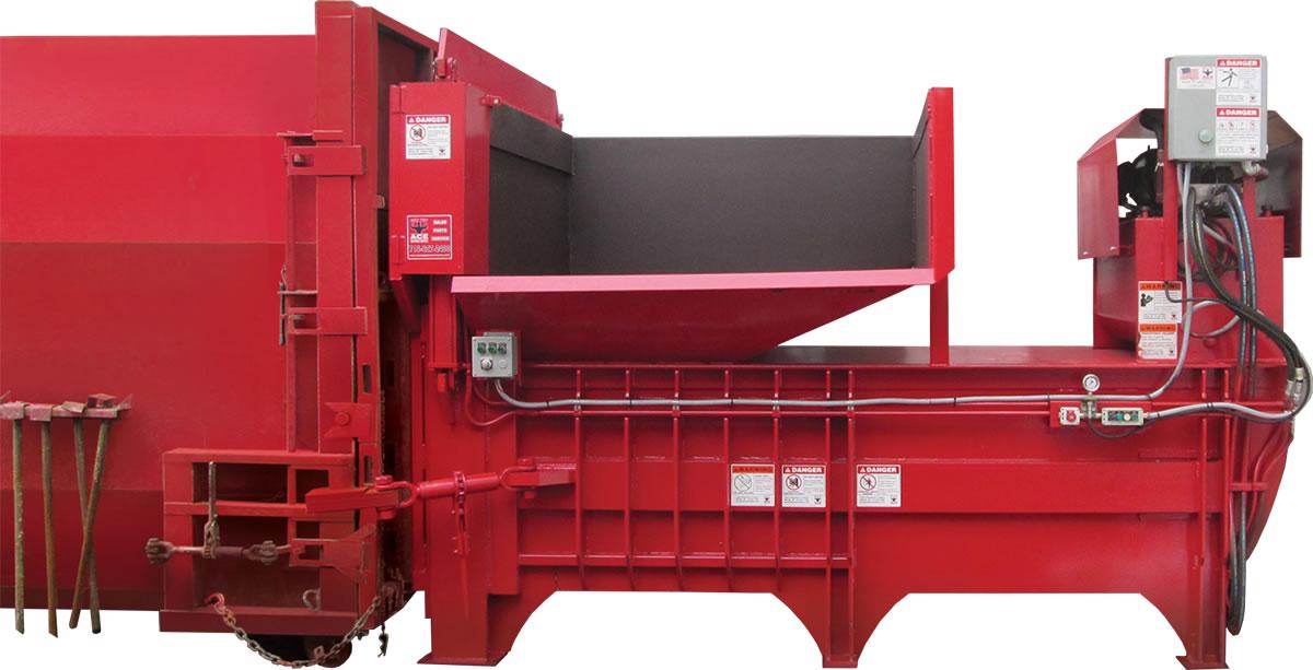 2 Yard Pre-Crusher Compactor