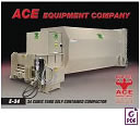 E-34: Self-Contained Compactor Brochure