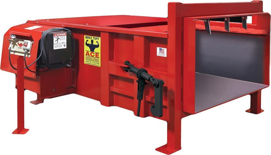 A2 HD Stationary Compactor