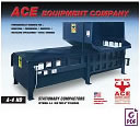 A-4 HD: Stationary Compactor Brochure