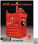 V7244XHD: Vertical Baler Brochure