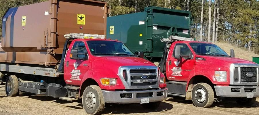 Ace Equipment Company provides solid installations of your new compactors and balers.